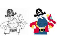 Pirata Gamba