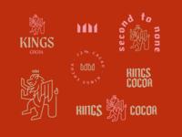 Kings Cocoa Lockup Explorations