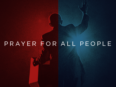 Prayer For All People