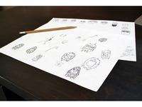 Sasquatch Sketches
