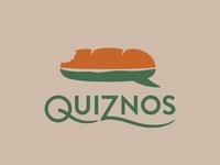 Quiznos Rebrand