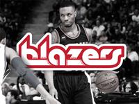 Blazers Wordmark