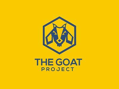 GOAT LOGO goat goat logo vector graphic design logo design logo branding illustration icon design