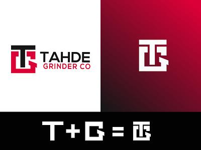 Letter T & G vector graphic design logo design branding logo illustration icon design