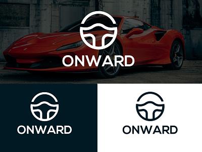 Letter O Logo (Car Logo ) letter logo car logo vector graphic design logo design branding logo illustration icon design