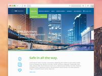 EHS Solutions - Website