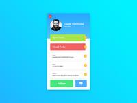 User Profile - Daily UI - #006