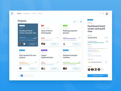 Task Management Tool dashboard tasks management tool app web