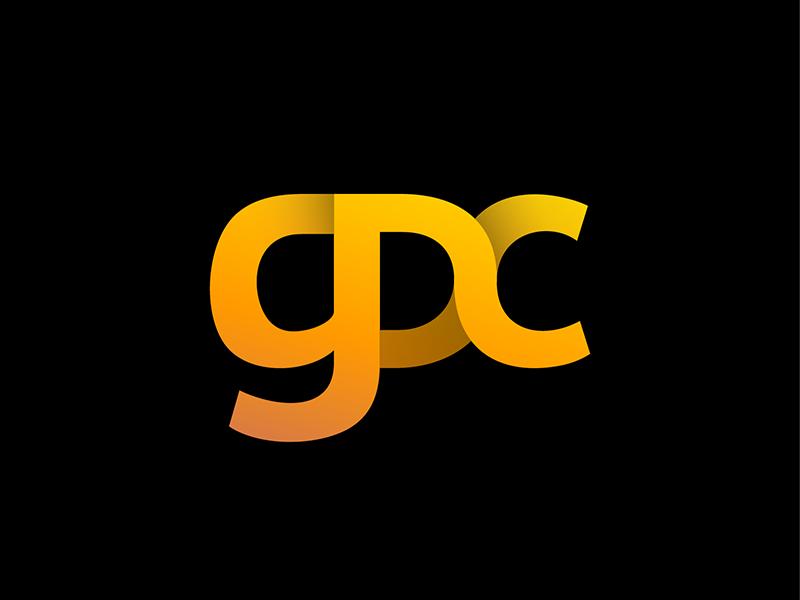 gdc logo letter brand monogram type illustration identity design mark symbol logotype logo gdc