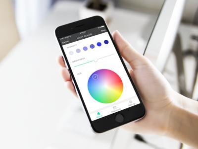 Pura Scents - Light Color Settings