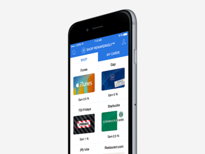 Dlyte - Cards Overview