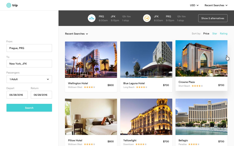 Trip browse hotels v2 full