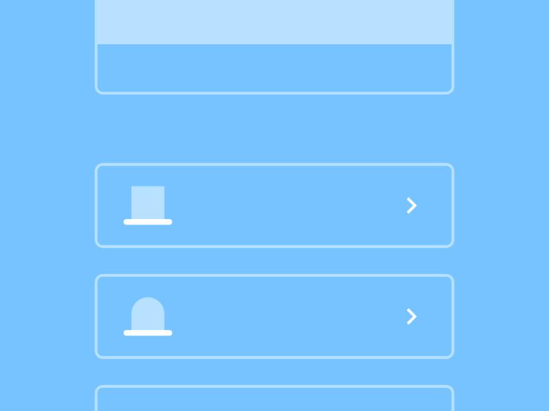 Goals Router illustration experiment navigation features router finance goals credit karma