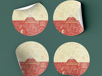 Container sticker design