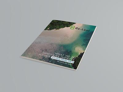 Booklet Design graphic design