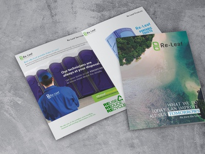Brochure Design graphic design