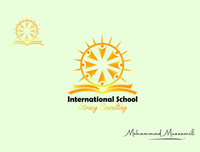 international logo design logo illustration