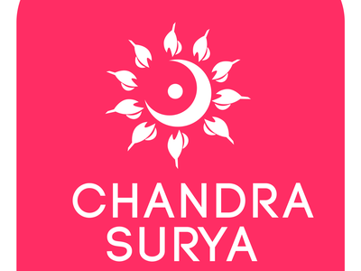 chandra surya icon graphicdesign logo design illustration design vector nepali pidus creation pidus illustartion logodesign logo production company nepal