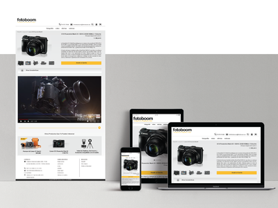 UX project flatdesign web design ux
