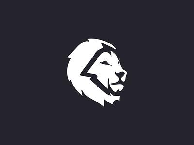 Lion Logo Concept illustrator graphic design vector art app web design branding icon logo