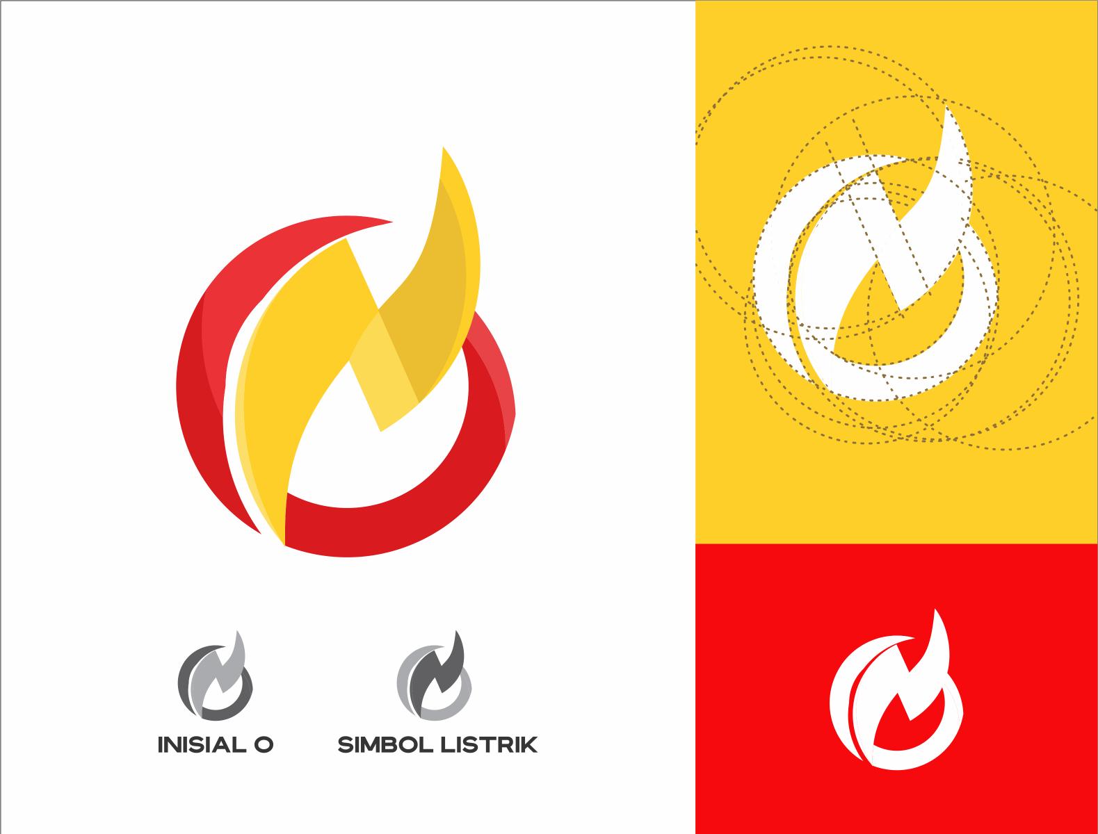 electric logo by kelik s a on dribbble dribbble