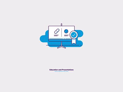 Vector illustration 4/8 graphic design vector illustration