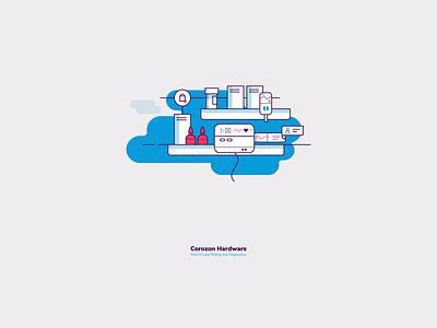 Vector illustration 8/8 graphic design vector illustration