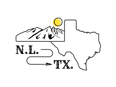 From Nuevo Leon to Texas mountain logo mountains mountain texas linework lineart digital illustration vector illustrator illustration art illustration flat