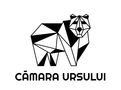 Second logo design for Camara Ursului nature logo animal logo animals animal logo design logodesign logotype logos branding logo design linework lineart illustration art digital illustration vector flat