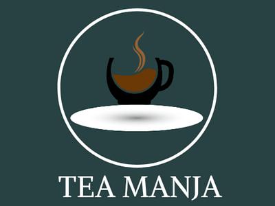 Tea Manja - A Tea Stall Logo Design design logo logodesign logo design