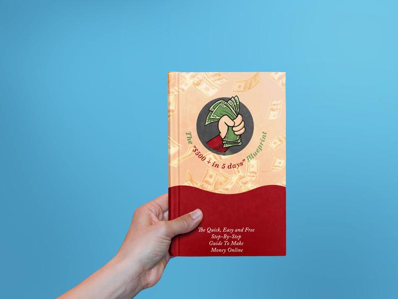 book cover logo illustration design branding