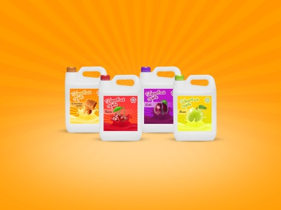 Juice packaging packaging design illustration branding typography design