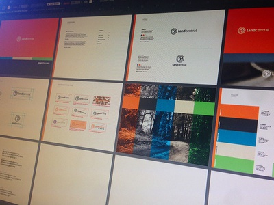 LandCentral Brand Style Guide