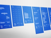 P&C Wireframes
