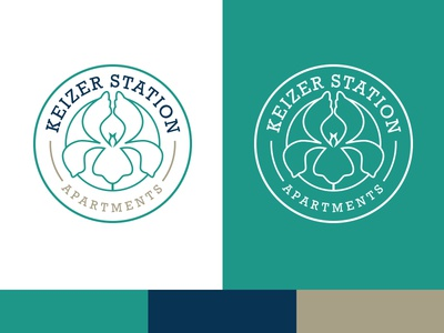 Keizer Station Apartments Final Logo