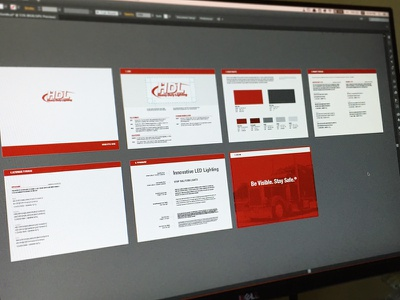 HDL Brand Style Guide logo style guide brand style guide style guide