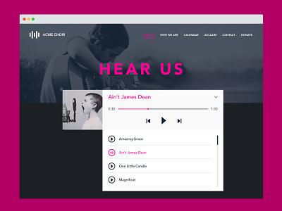Daily UI 009: Music Player music player music player ui ui design ui daily ui 009 daily ui challenge daily ui