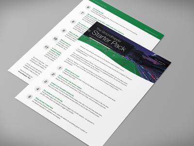 Downloadable PDF / Lead Magnet design graphic design print design