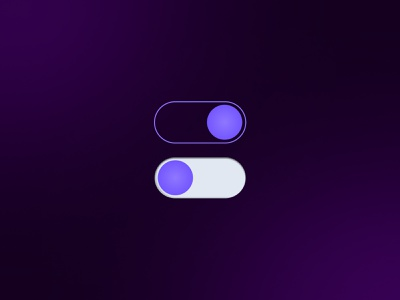 Daily UI Challenge - 015 - On/Off Switch motion on off switch on off switch challenge dailyui ui