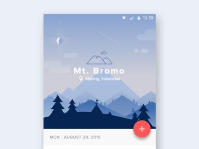 Malang Bromo Vacation