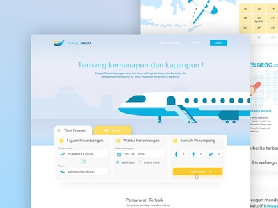 Redesign Travelnego