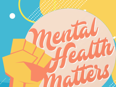 Mental Health Matters logodesign typography logo design