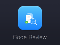 Code Review Icon