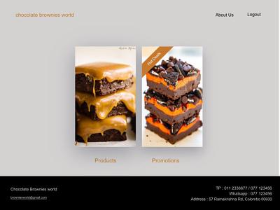 Sweet Selling Website