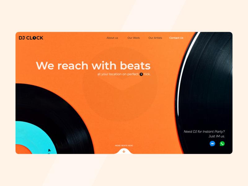 DJ Web Design dj ux uxdesign web design website design djweb uiux webdesigners webdesign