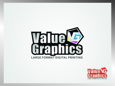 Value Graphics design logo