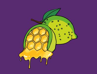 Lemhoney minimal flat vector logo illustrator illustration graphic design design branding art