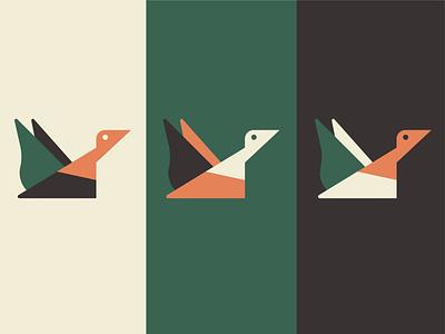 bird bird illustration logo icon vector branding design