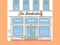 The Bookshelf illustration