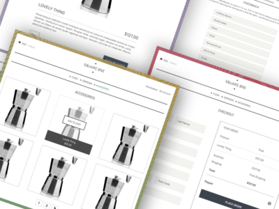 Online Store woocommerce customise template ux design wordpress online store